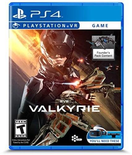 Eve Valkyrie VR, Sony, PlayStation 4, 711719506423