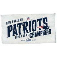 New England Patriots WinCraft Super Bowl LIII Champions 24'' x 42'' On Field Locker Room Celebration Towel - No Size