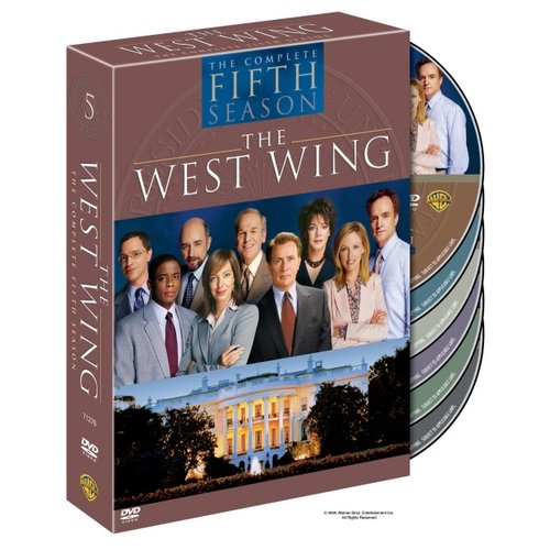 The West Wing: The Complete Fifth Season (Widescreen)