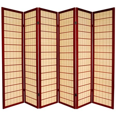 Awe Inspiring Oriental Furniture 72 X 84 Kimura Shoji 6 Panel Room Best Image Libraries Weasiibadanjobscom