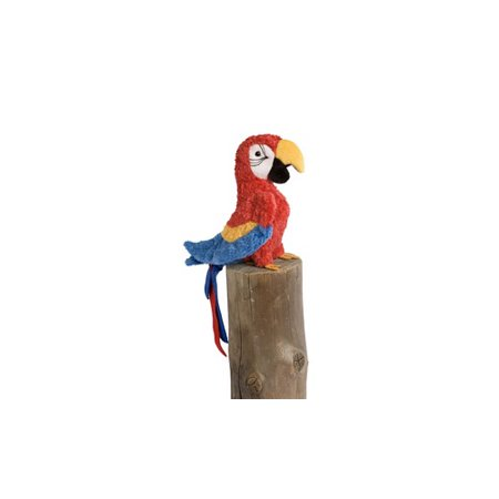 Red Parrot   Gabby By Douglas   Dg3740