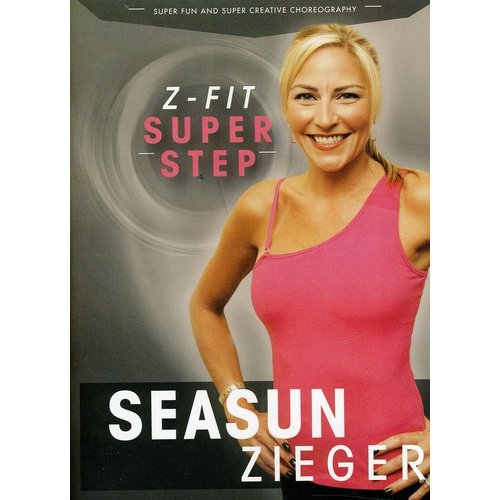 Seasun Zieger's Z-Fit Super Step Aerobics