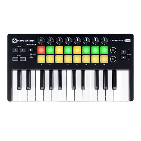 Novation Launchkey Mini 25-Key USB MIDI