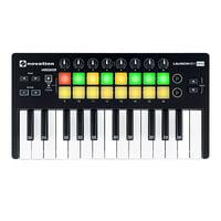 Novation Launchkey Mini 25-Key USB MIDI Controller