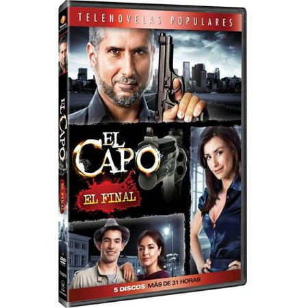 El Capo, Part 2 (Spanish) (Full Frame)
