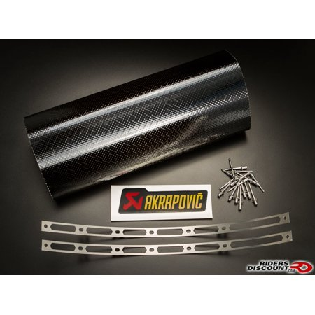 Akrapovic Repair Kit for Muffler Sleeve Carbon for Kawasaki ZX-6R Suz GSX-R1000
