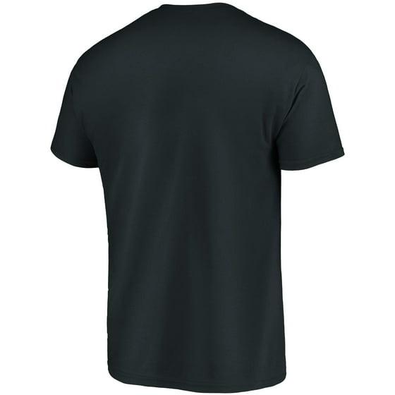 a76f9bcd2 Louisville Cardinals Fanatics Branded Campus T-Shirt - Black - Walmart.com