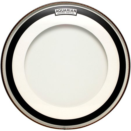 aquarian impact clear double ply bass drum head. Black Bedroom Furniture Sets. Home Design Ideas