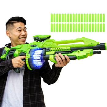 Best Choice Products Kids XL Foam Dart Alien Blaster Gun Toy
