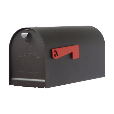 Special Lite Products Titan Aluminum Post Mount Curbside Mailbox