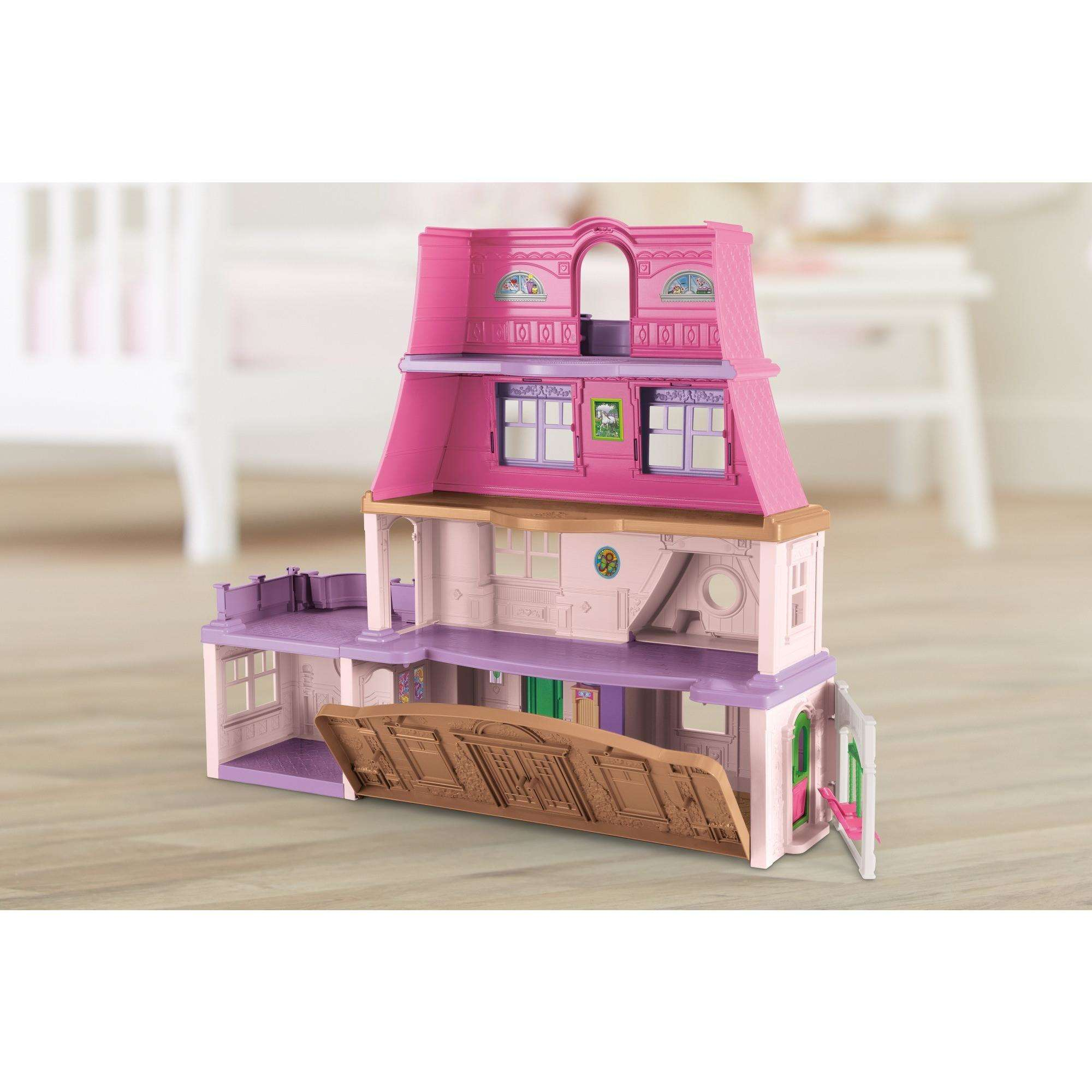 Fisher Price Loving Family Dollhouse Image 9 Of 17