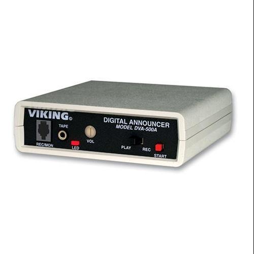 VIKING DVA-500-A DIGITAL VOICE ANNOUNCER