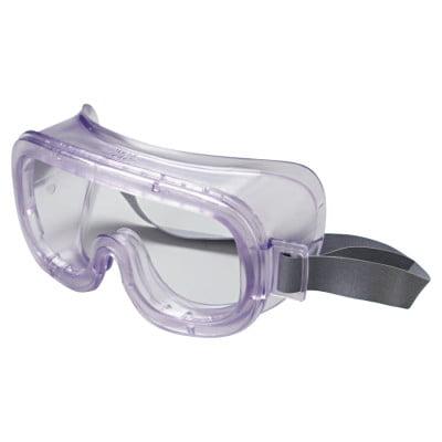 HONEYWELL UVEX OTG Goggles,Antfg,Clr S350
