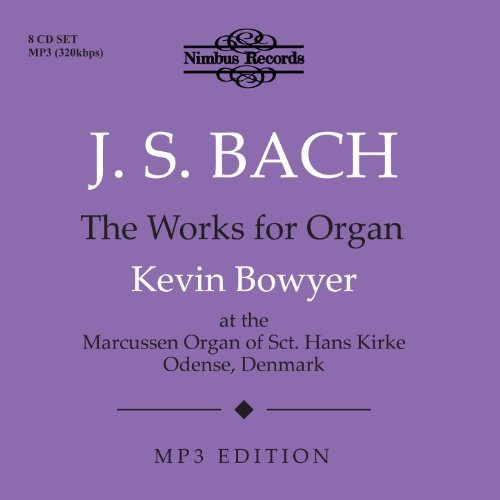 Works For Organ (Box)