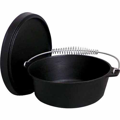 King Kooker Cast Iron 16-Quart Dutch Oven