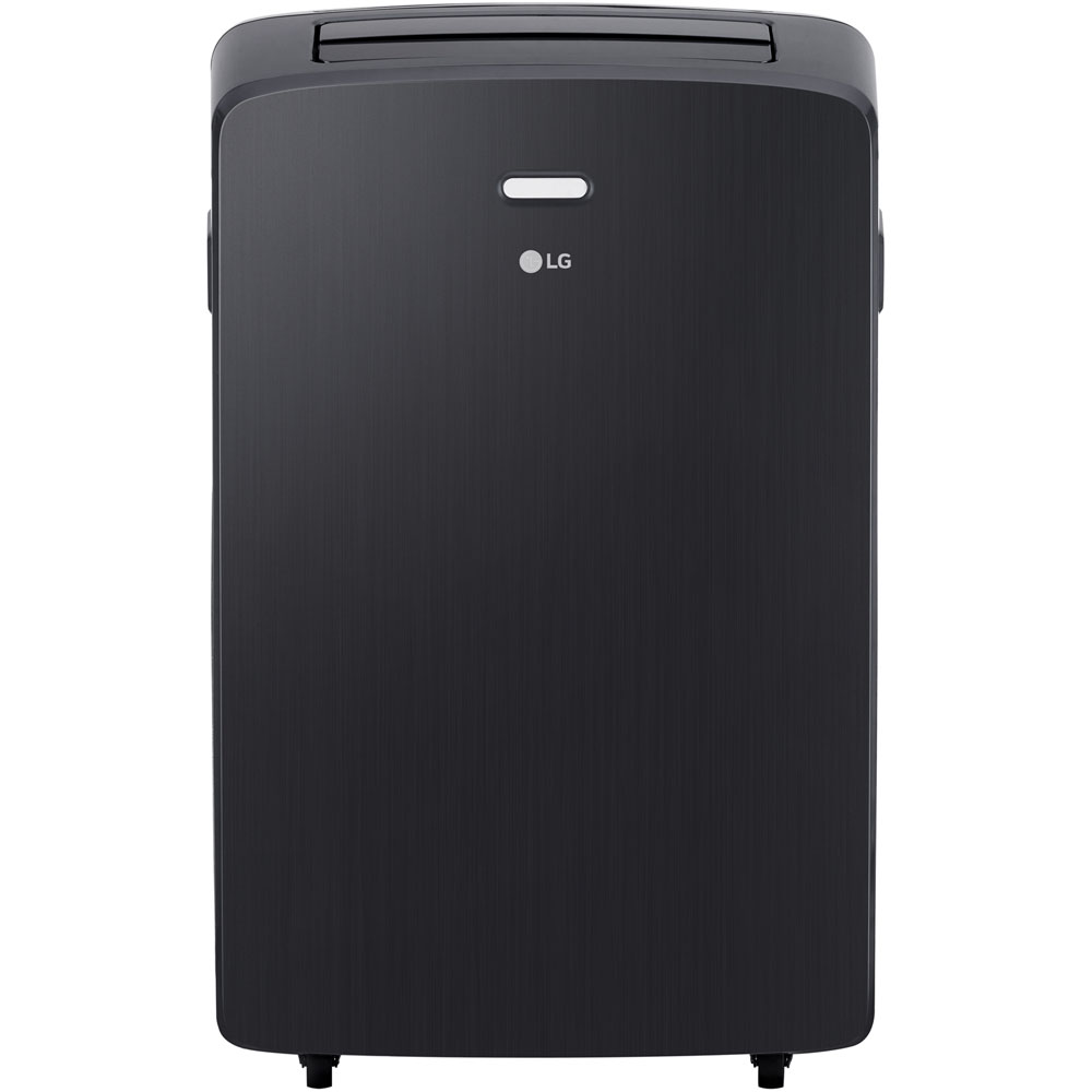 LG 12,000 BTU 115V Portable Air Conditioner with Remote Control, Graphite Gray
