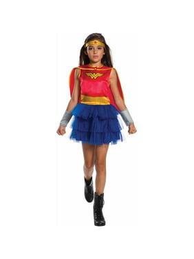 Classic Wonder Woman Child's Costume
