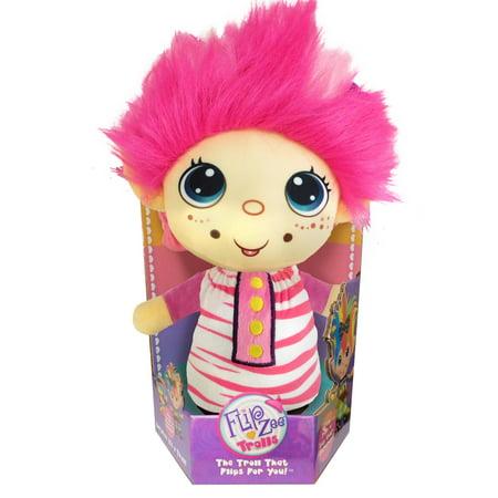 Flipzee Trolls 2 in 1 Pretty in Pink 15