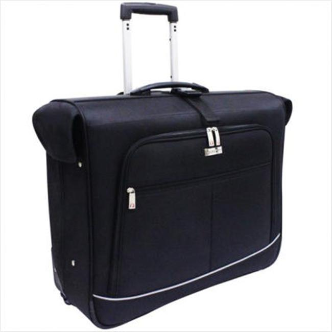 Traveler's Choice Vienna 44 in. Rolling Garment Bag