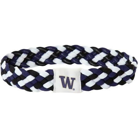 Washington Huskies Little Earth Women's Braided Headband - No Size
