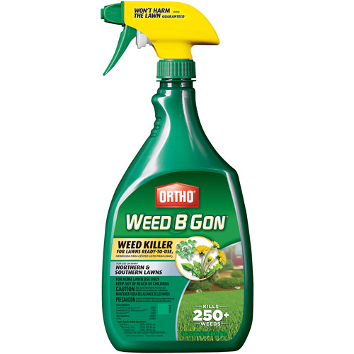 Ortho Weed B Gon Weed Killer for Lawns Ready-to-Use, 24 oz