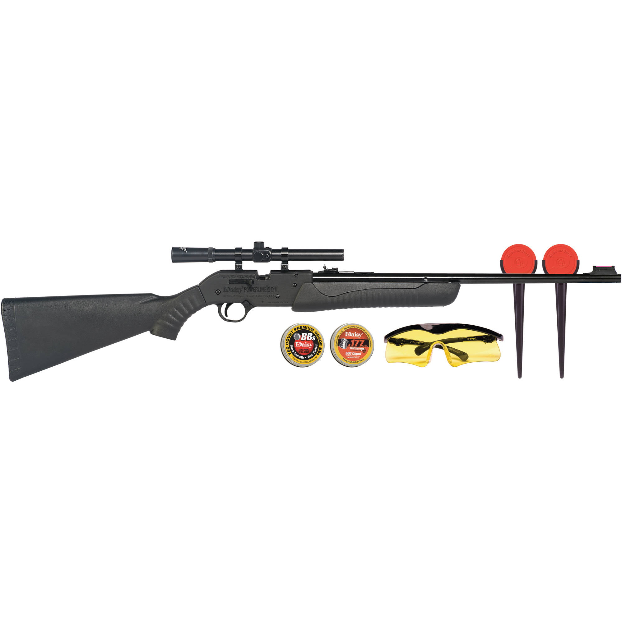 Daisy Powerline 901 Rifle Air Gun Kit by Daisy