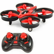 b bangcool mini drone, 5 year old boy gifts rc nano quadcopter - 2.4g 6 axis with altitude hold function, headless mode remote control,gifts for beginners & kids(red