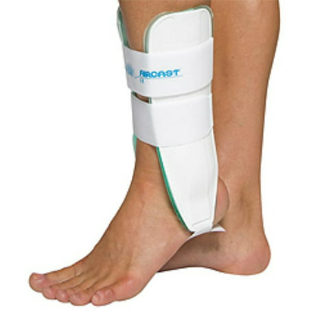 - Aircast Air-Stirrup Ankle Brace, Right, Large [02AR] 1 ea