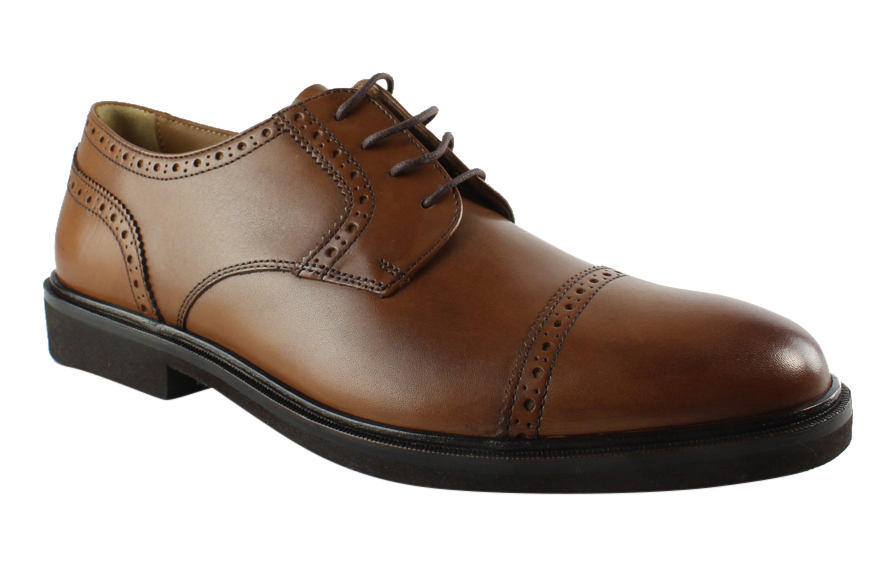 Florsheim Mens Cognac Oxford Casual   Dress Size 8.5 New by Florsheim
