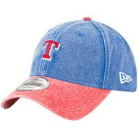 on sale aa049 cec3f Product Image Texas Rangers New Era Rugged 9TWENTY Adjustable Hat - Royal -  OSFA