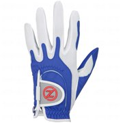 Zero Friction Performance Glove (LADIES, RIGHT, BLUE) UNIVERSAL FIT Golf NEW