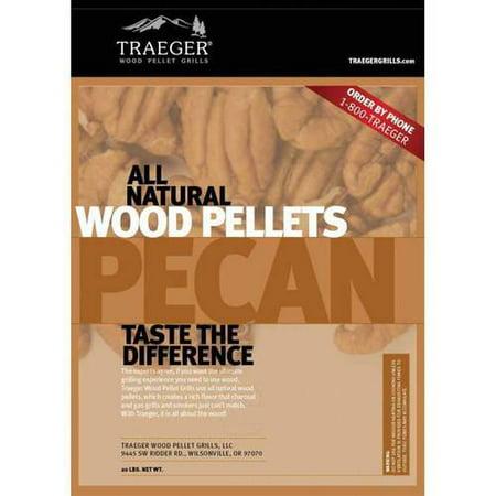 Traeger Pecan Wood Pellets (20LB)