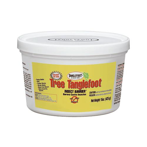 Scotts Ortho Roundup 300000684 Tanglefoot Tree Insect Barrier, 15-oz.