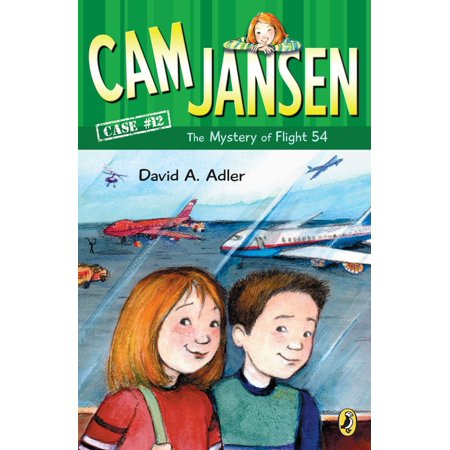 Cam Jansen: the Mystery of Flight 54 #12 (Lord Of The Flies Chapter 11 And 12)