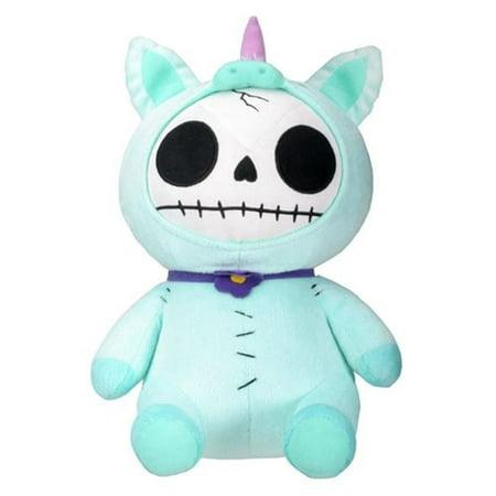 Unie Unicorn Furry Bones Soft Plush Doll](Unicorn Furry)