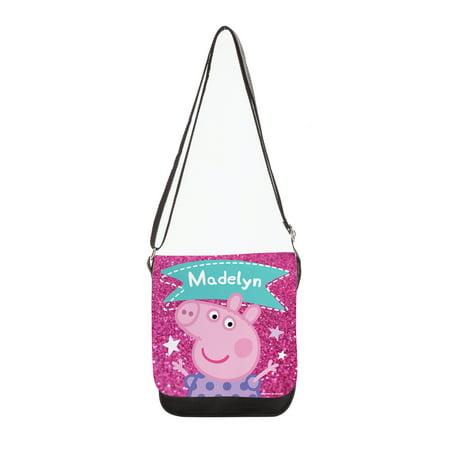 Personalized Peppa Pig Purse](Peppa Pig Gift Bag)