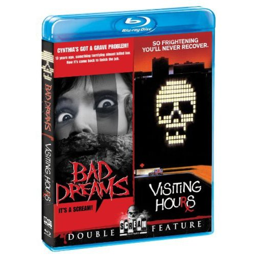 Bad Dreams / Visiting Hours (Blu-ray) (Widescreen)