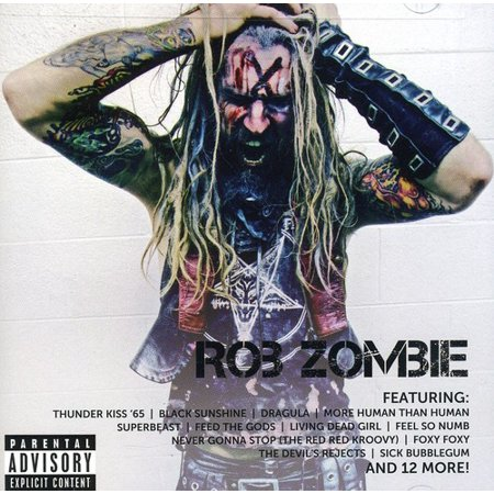 Rob Zombie - Icon [CD]