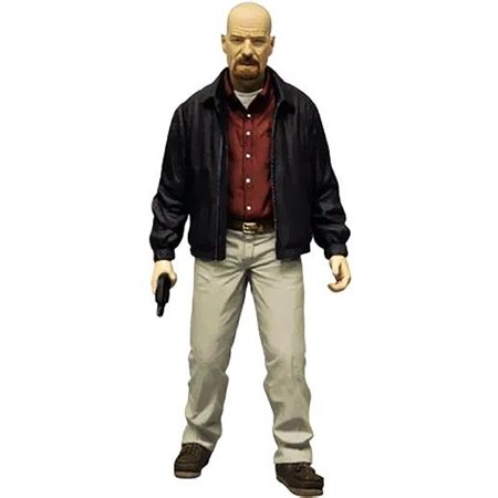 Breaking Bad Walter White as Heisenberg Action Figure [Red - Breaking Bad Heisenberg