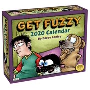 Get Fuzzy 2020 Day-To-Day Calendar (Other)