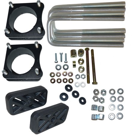 Truxxx 903025 Front & Rear Lift Kit For 2007-2015 Toyota Tundra 2WD & 4WD - 3 in.