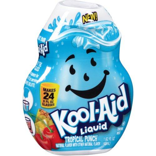 Kool-Aid Tropical Punch Liquid Drink Mix, 1.62 fl oz