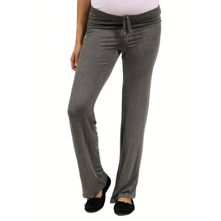 Women's Draw String Maternity Narrow (Drag Pants)