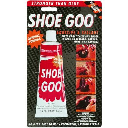 Amazing Goop Shoe Repair