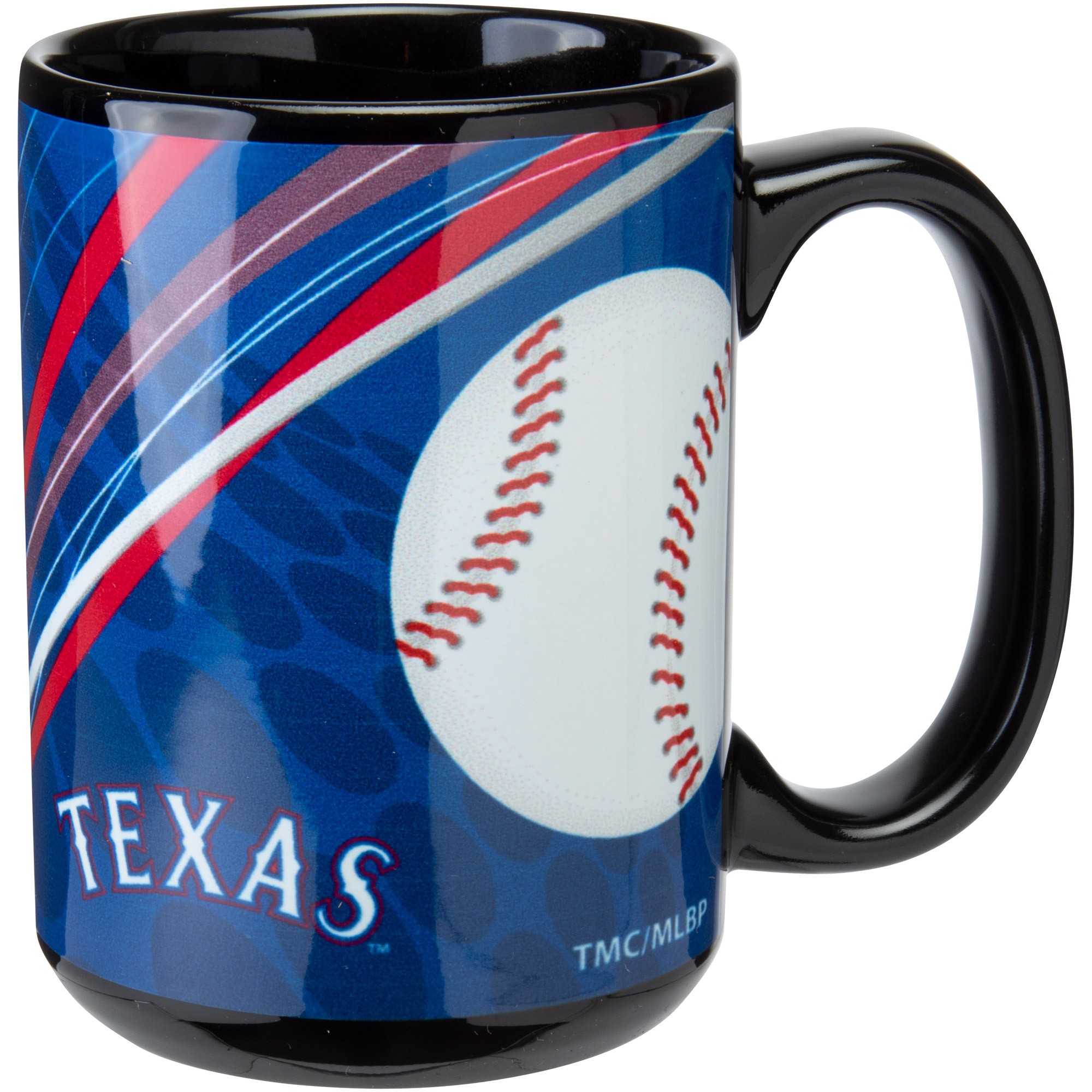 Texas Rangers 15oz. Dynamic Mug - No Size
