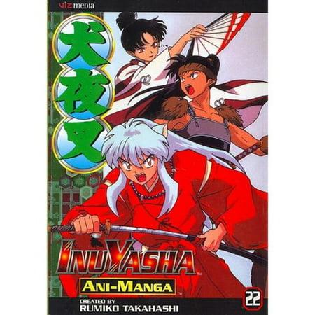 Inuyasha Ani-manga 22