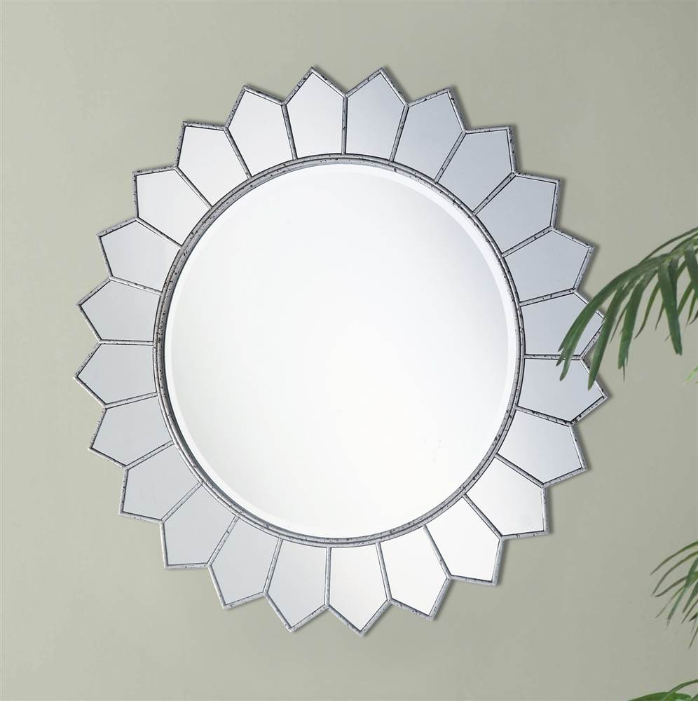 Carlyle Sunburst Beveled Mirror