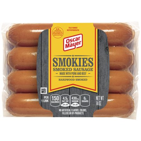 131386 Butterball Everyday Hardwood Smoked Turkey Sausage 13 Oz further 2 as well Funny Pictures Bacon Wrapped Media 25 together with 6465 Hot Dogs Bacon Sausage as well Hot Dog Package Oscar Mayer. on oscar mayer smokies sausage dogs