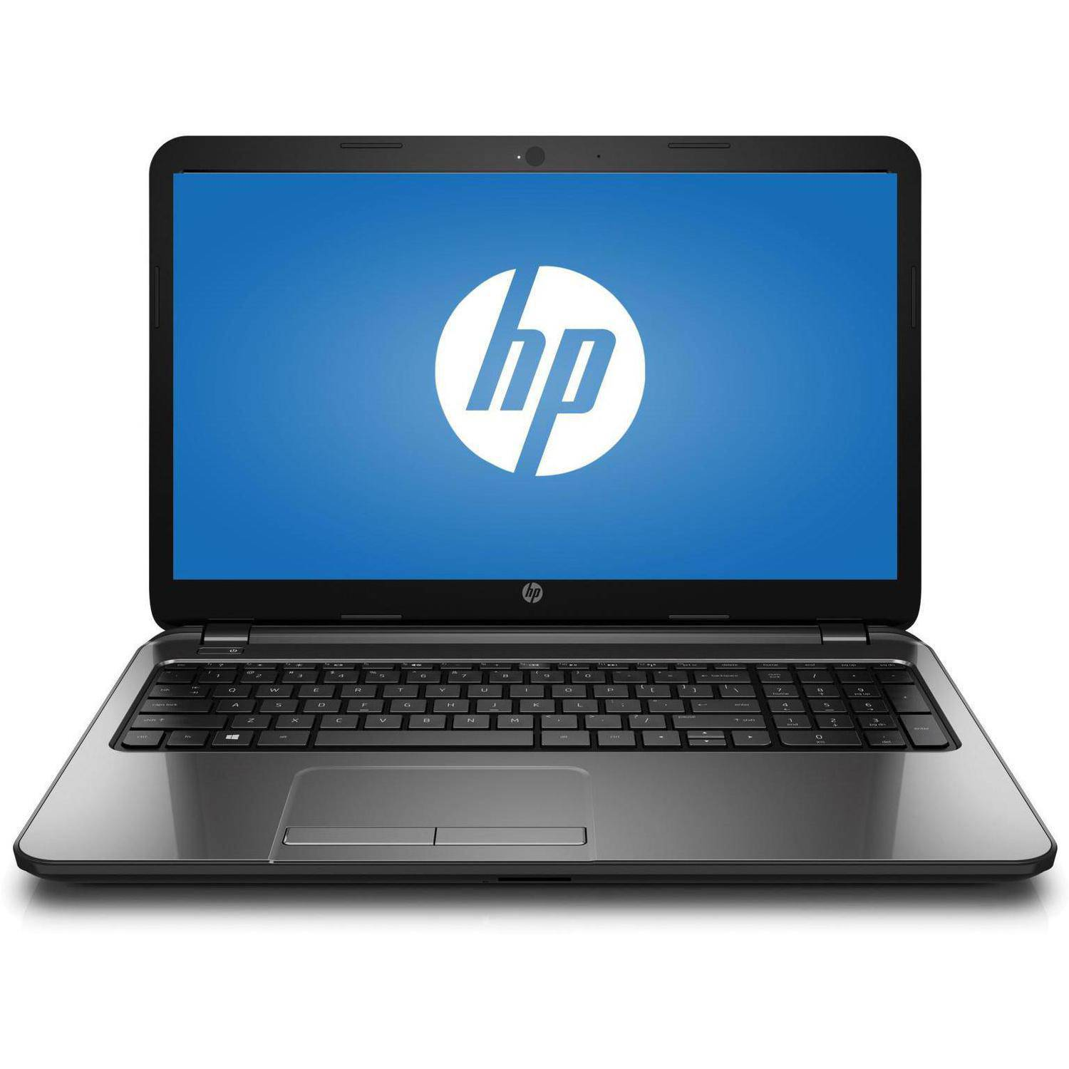 Hewlett Packard HP Charcoal 15.6 15 - g019wm Laptop PC with AMD E1 - 2100 Accelerated Processor, 4GB Memory, 500GB Hard Drive and Windows 8.1 (Free Windows 10 Upgrade before July 29, 2016)