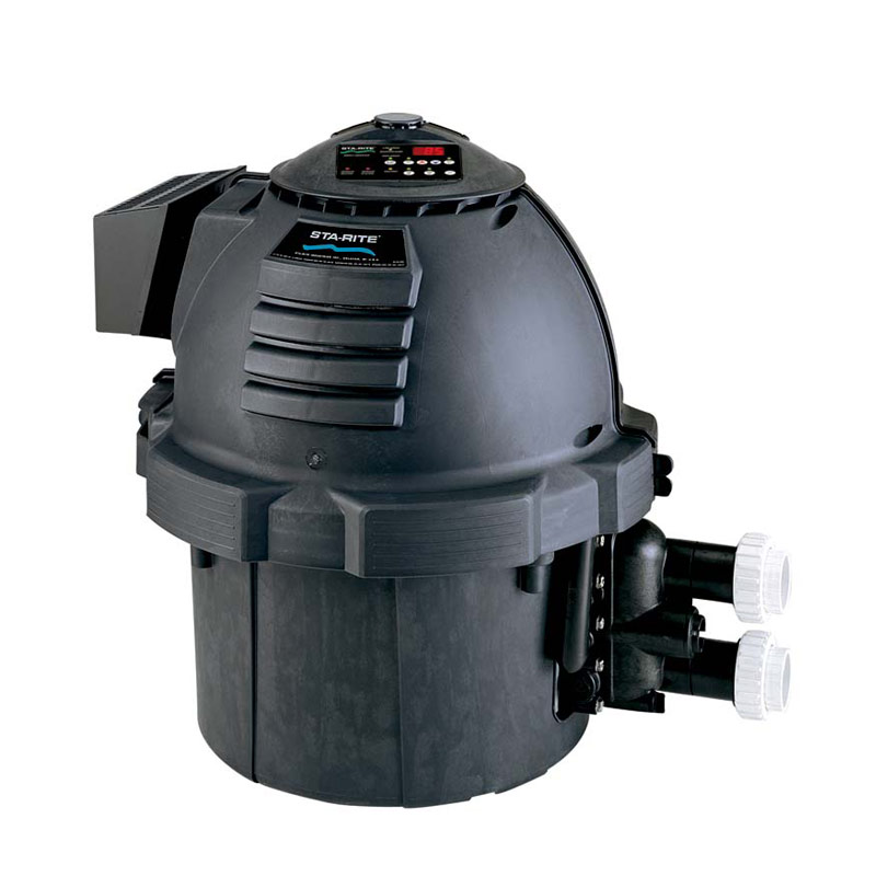 Sta-Rite SR333NA Max-E-Therm Pool And Spa Heater, Natural Gas, 333,000 BTU